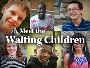 Waiting Children Ad