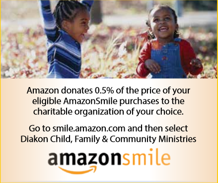 Amazon Smile DCFCM Ad