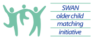 SWAN older child matching initiative logo