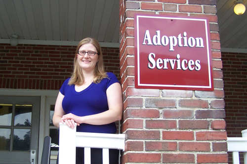Diakon Adoption & Foster Care staff member receives statewide award
