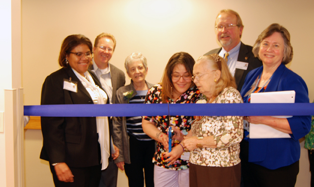 Twining Village opens, dedicates memory care neighborhood in its personal care community  (Image 1)