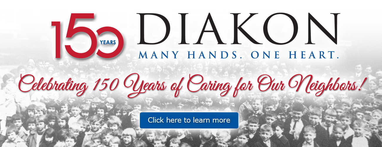Diakon celebrates 150th anniversary in 2018