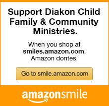 Support Diakon Child Family & Community Ministries. When you shop at smiles.amazon.com, Amazon donates.