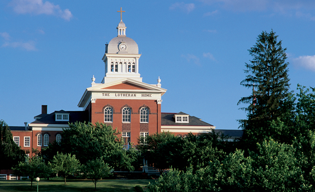 Major construction project slated for Old Main on The Lutheran Home at Topton campus (Image 1)