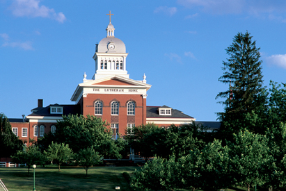 Old Main on The Lutheran Home at Topton campus named to national register of historic places (Image 1)